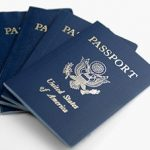 picture of US passports