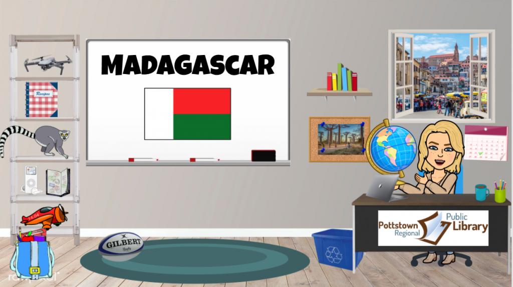 Passports around the World: Madagascar Link takes you to Google Slides