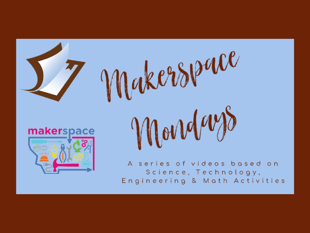 Maker Space Mondays Link