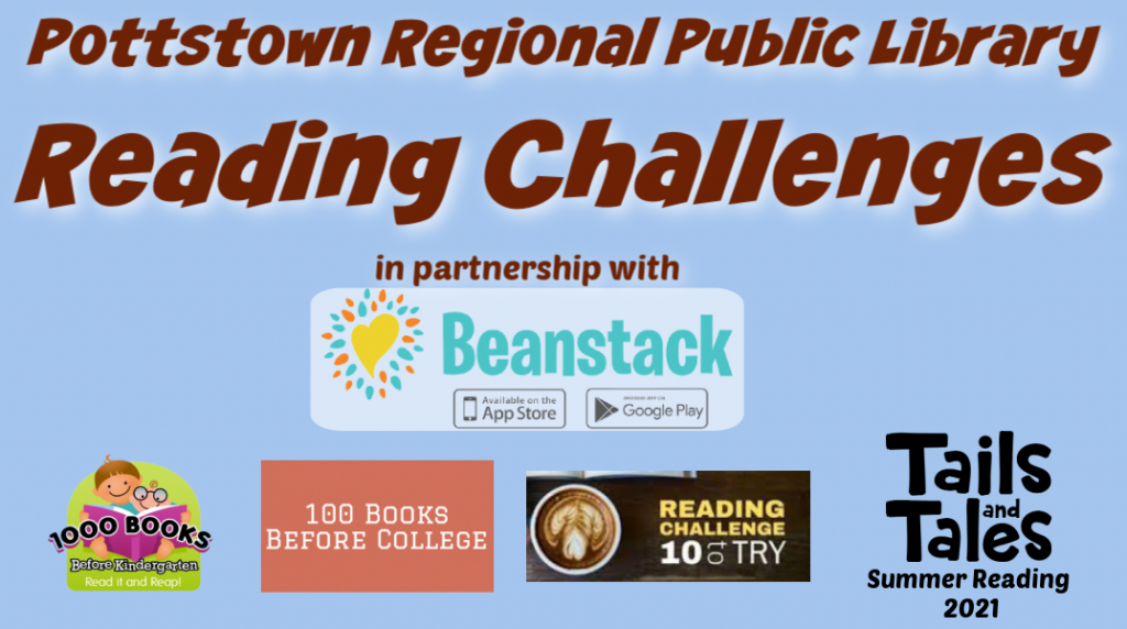 Link to Reading Challenges