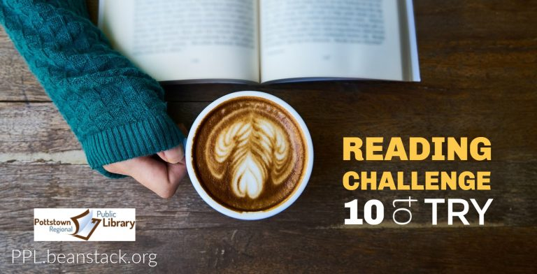 10 books to try reading challenge
