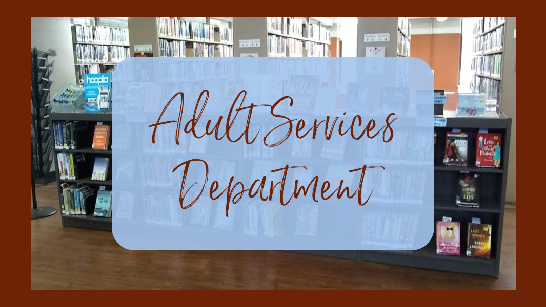 Adult Services Department